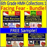 6th Grade HMH Collections 1 - Facing Fear Literature Bundle - FREE Sample!