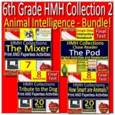 6th Grade HMH Collections 2 - Animal Intelligence Literature Bundle - HRW