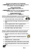 Common Core 6th Grade Homework Packet Week #3