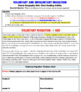 6th Grade - Human Geography - Voluntary and Involuntary Migration Worksheet