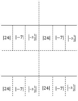 6th Grade Integers & Absolute Value Lesson: FOLDABLE & Homework