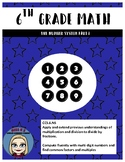 6th Grade Leveled Math-The Number System Pt. 1