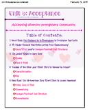 6th Grade Literature Unit 6: Acceptance