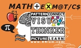 6th Grade MATH +Thinking Tool Diagrams