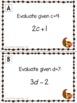 6th Grade Math Activities Growing Bundle