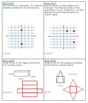 6th Grade Math Common Core Assessments