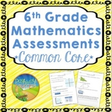 6th Grade Math Assessments for Common Core