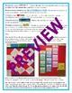 6th Grade Math Choice Board #10