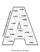 6th Grade Math Classroom Data Tracker - TEKS