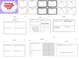 6th Grade Math Common Core Exit Slips