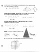 6th Grade Math Common Core Vocabulary with Pictures/Examples