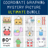 Coordinate Graph Mystery Pictures Ultimate Bundle