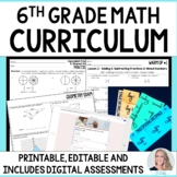 6th Grade Math Curriculum