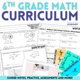 6th Grade Math Curriculum