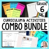 6th Grade Math Curriculum and Activities Bundle