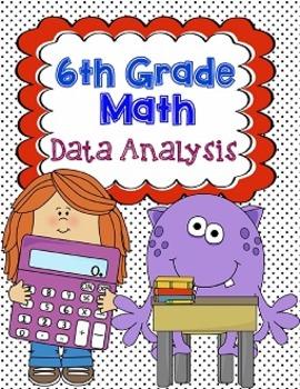 6th Grade Math Data Analysis