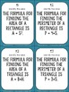 Error Analysis Task Cards Bundle