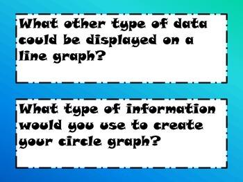 6th Grade Math Essential Questions for Posting - Aqua Blue Print