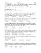 6th Grade Math Final Benchmark Test
