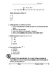 6th Grade Math Final Study Guide