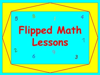 6th Grade Math Flipped Video Lesson with Worksheets | Ratios