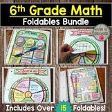6th Grade Math Foldables