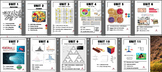 6th Grade Math - Full Year Curriculum Bundle