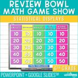 Statistical Displays Game Show | 6th Grade