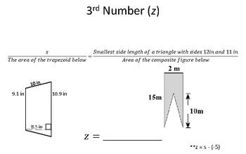 """6-8 Grade Math--Geometry """"BREAKOUT"""""""
