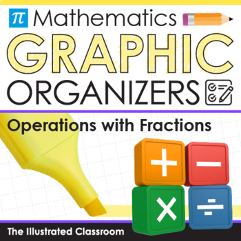 Interactive Math Notebook - Multiply and Divide Fractions With Visual Models
