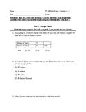6th Grade Math Midterm Exam