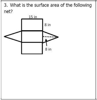 6th Grade Math: Mini-Assessments for the Geometry Domain BUNDLED