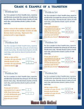 6th Grade Math Module 1 Lessons 1-8 Powerpoint