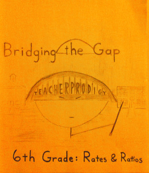 6th Grade Math Rates and Ratio Homework