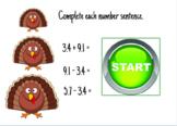 6th Grade Math Reinforcement Activities!