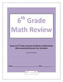 6th Grade Math Review