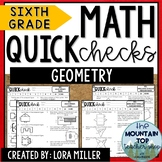6th Grade Math Review | Geometry | ALL G Standards