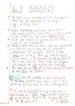 6th grade math sol review packet part 1 by i love teaching math tpt rh teacherspayteachers com 6th Grade Math Test 6th Grade Math Answer Key