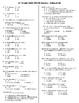 6th Grade Math STAAR Review – Kahoot Bundle