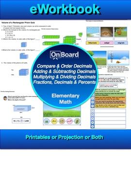 6th Grade Math Volume 3