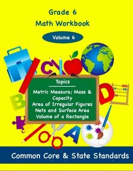 6th Grade Math Volume 6