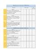 6th Grade Missouri Learning Standard Tracker