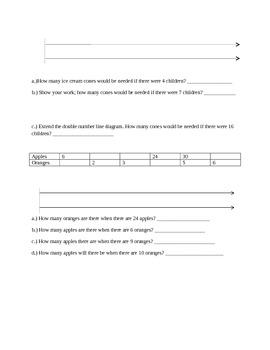 6th Grade Module 1 - Mid - Module Assessment
