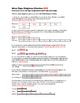 6th Grade More Tape Diagrams Lesson: FOLDABLE & Homework