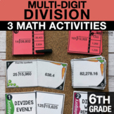 6th Grade Multi-Digit Division Activities | 6th Grade Goog