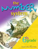 6th Grade - Number System - Ten Activities