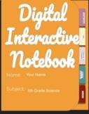 6th Grade PAP Digital Notebook Units 11-16