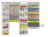 6th Grade Pacing Guide Full Year