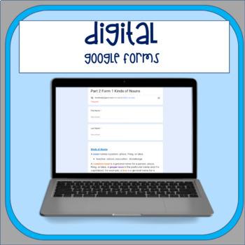 5th-6th Grades: Part 2 Nouns--Grammar Wired!