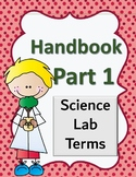 Pearson 6th - 8th Grade Science Handbook Part 1 Gallery Walk